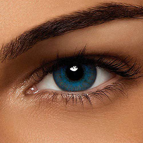 Air Optix Colors Brilliant Blue Color Contact Lenses
